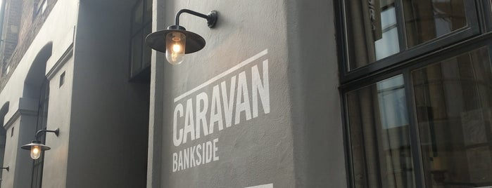 Caravan Bankside is one of The 15 Best Places for a Cornbread in London.