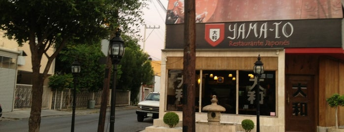Yama-to is one of The 15 Best Places for Healthy Food in Monterrey.