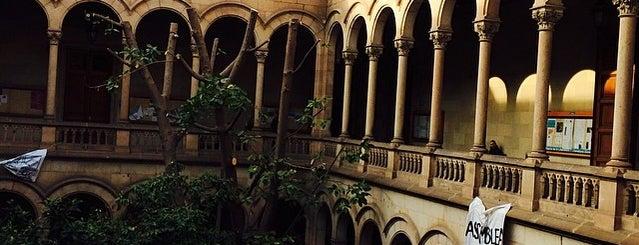 University Of Barcelona CEA is one of Barcelona Schools.