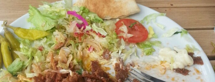 Palmyra Kebab is one of Stockholm - to see.