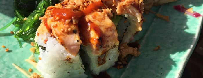 ESA Sushi is one of Stockholm Misc.