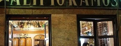 Restaurante Alipio Ramos is one of Restaurantes en Madrid.