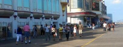 Atlantic City Boardwalk is one of Things To Do In NJ.