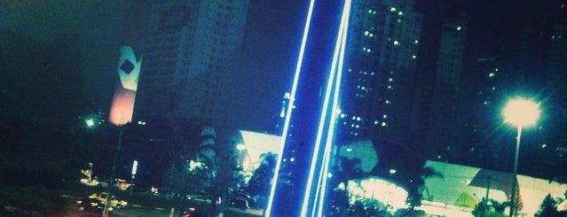 MorumbiShopping is one of Lugares legais em São Paulo.