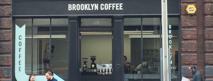 Brooklyn Coffee is one of Potable Coffee Global.