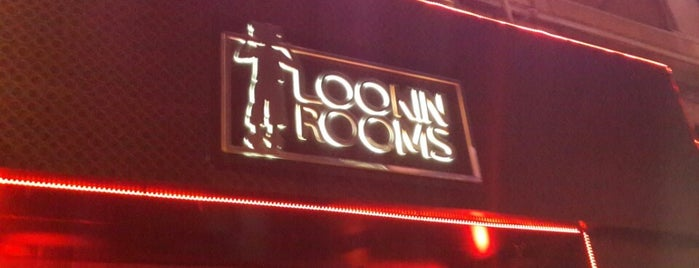 Lookin Rooms is one of Кафешки и ресторашки (2008-...).