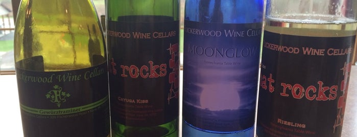 Flickerwood Wine Cellars is one of Awesomeness!.