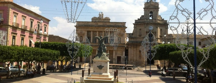 Vittoria is one of Turismo.