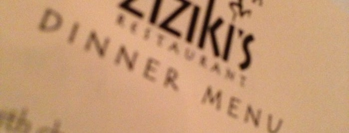 Ziziki's Restaurant is one of iThinkLocal - Rewards.