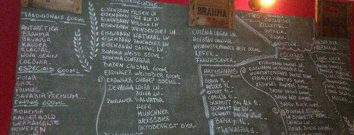 Armazem Água de Beber is one of Pub's e bares em Porto Alegre.