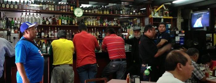 La Mascota is one of Bares obligados en Mexico City.