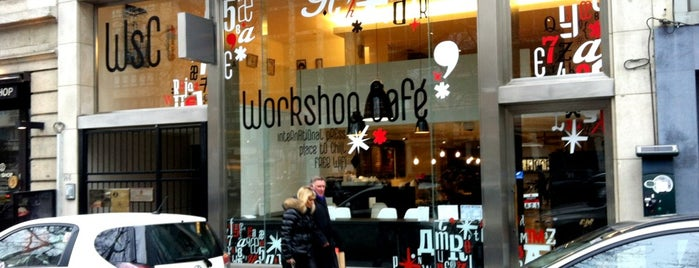 Workshop Café is one of BE other.