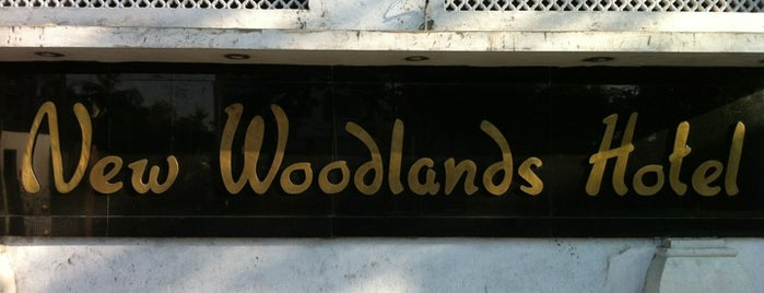 New Woodlands Hotel is one of Top picks for Indian Restaurants.