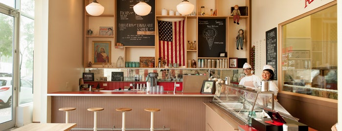 OddFellows Ice Cream Co. is one of bk.