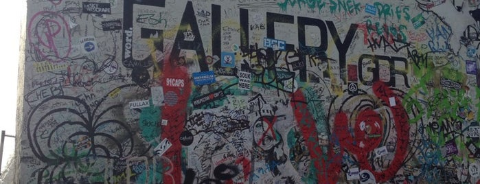 East Side Gallery is one of museums.