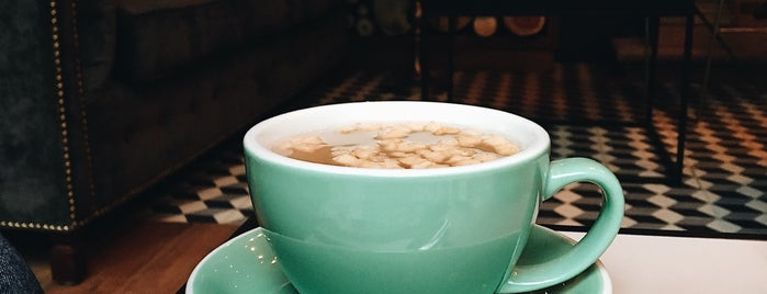 Hêrmann Thômas Coffee Masters is one of [To-do] DF.