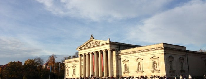 Königsplatz is one of Европа.