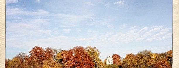 Englischer Garten is one of Munich Sights.