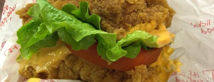 KFC 肯德基 is one of Fast Food.