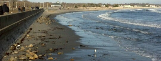 Narragansett Beach is one of Warwick.