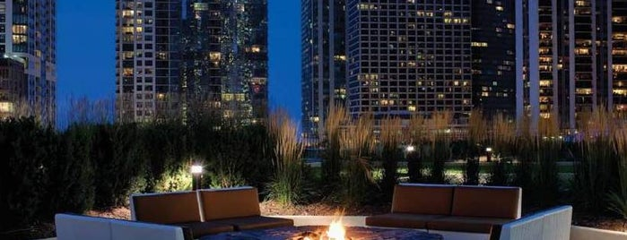 Radisson Blu Aqua Hotel, Chicago, IL is one of The 15 Best Hotels in Chicago.