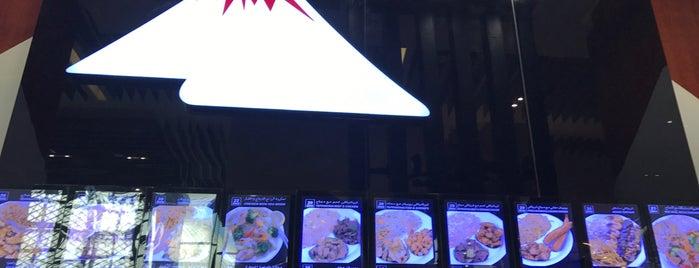 Fujiyama is one of Dubai Food.