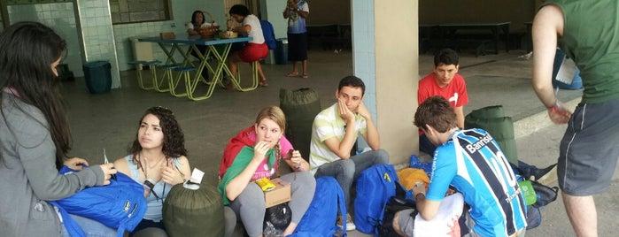Escola Padre Butinhá is one of #Rio2013 | Catequese [Portuguese].