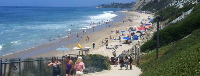 Strands Beach is one of LA fun.