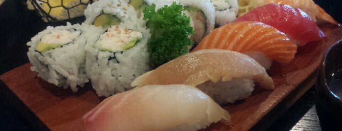 Sushi Huku is one of Asian Restaurants Worth Trying (San Diego).