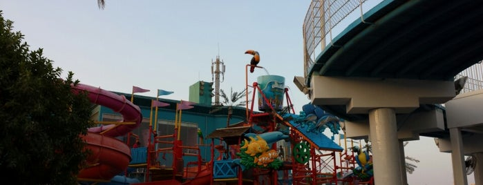 Water Park is one of The Tour.