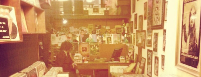 Exiles Records is one of Coolplaces Bsas.