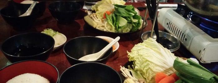 Shabu Tei is one of FAVORITE JAPANESE FOOD.