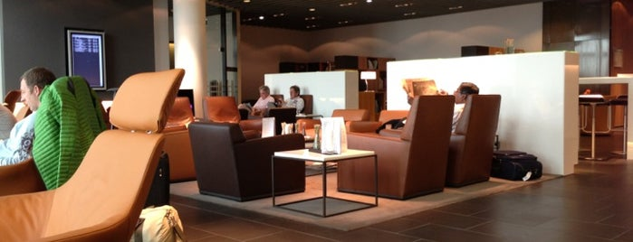 Lufthansa First Class Lounge A is one of Lufthansa Lounges.