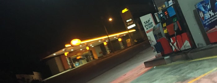 Caltex is one of b.