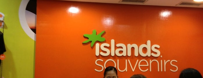 Islands Souvenirs is one of Certified Cebu.