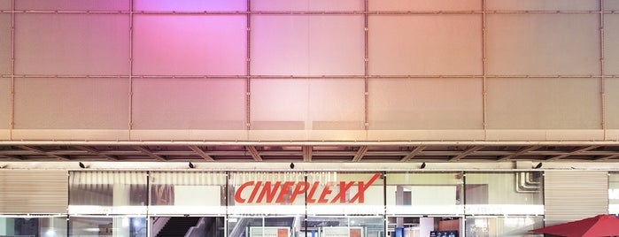 Cineplexx Salzburg City is one of Cineplexx Österreich.