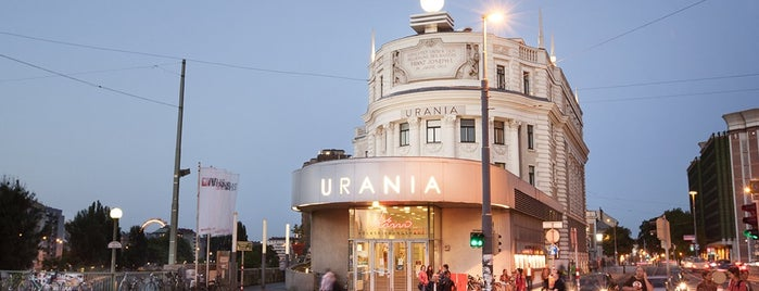 Urania Kino is one of Wien.