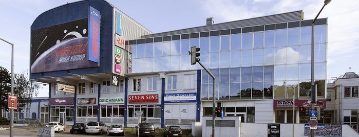 Cineplexx Auhof is one of Cineplexx Österreich.