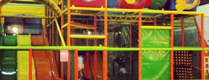 Прыг-скок is one of Места для посещения с детьми СПБ.