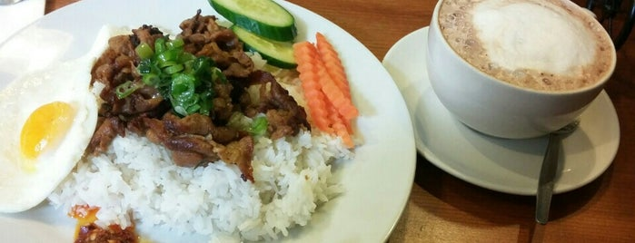 Viet Cafe is one of I want to try....