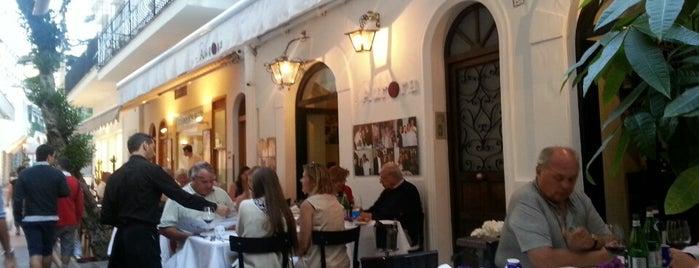Ristorante Aurora is one of Naples, Capri & Amalfi Coast.