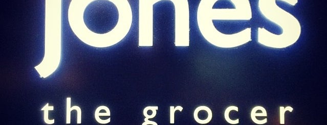 Jones the Grocer is one of Singapore.