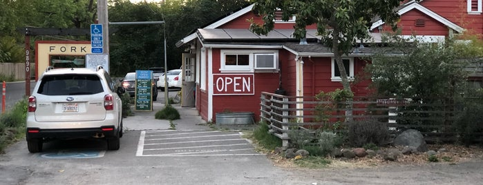 Fork Roadhouse is one of Beyond the Peninsula.