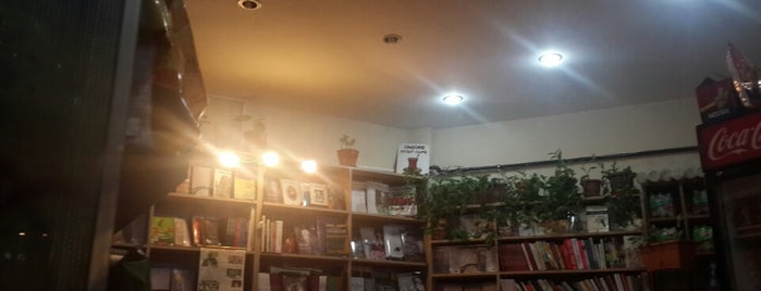 Omjore Kitap&Cafe is one of Kitap Café'ler.