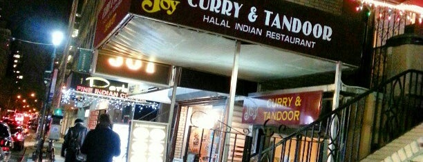 Joy Curry & Tandoor is one of USA NYC MAN Midtown East.