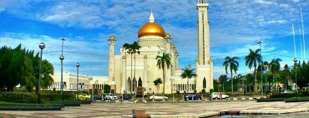 Bandar Seri Begawan   بندر سري بڬاوان is one of World Capitals.