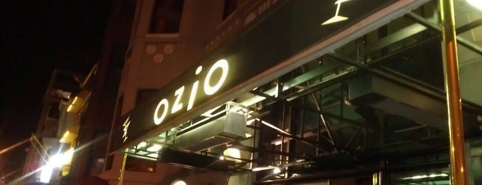 Ozio Restaurant & Lounge is one of Martini.