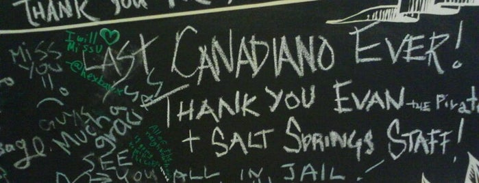 Salt Spring Coffee is one of Tidbits Vancouver 2.