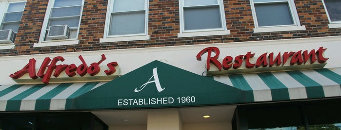 Alfredo's Restaurant is one of Quincy- City of Presidents.