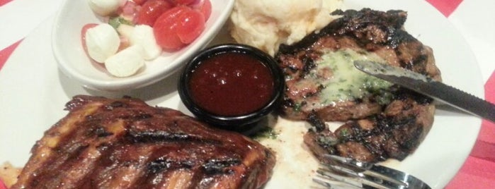 TGI Fridays is one of Favorite place's.